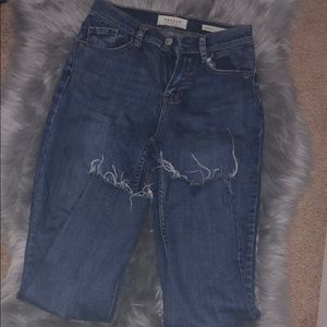Vintage Icon Cut off jeans from Pacsun